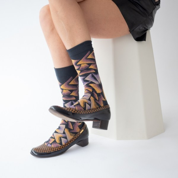 Chaussettes Triangle Nuit