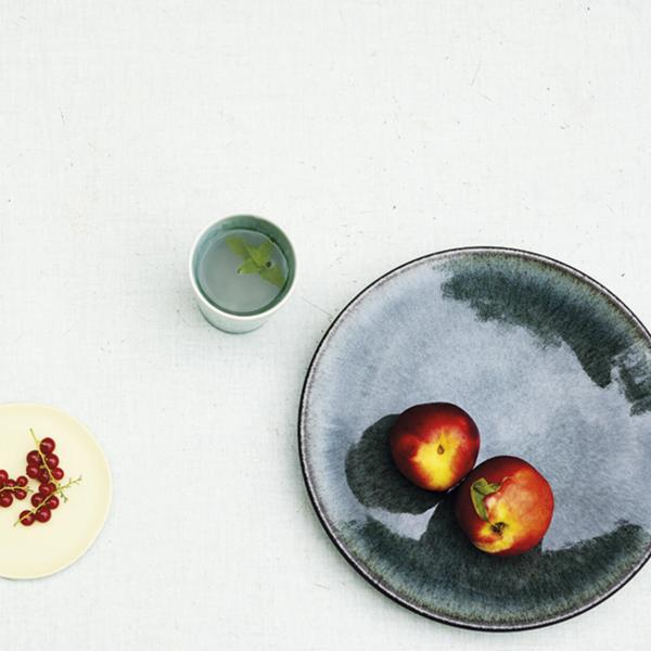 Assiette plate – collection Tourron