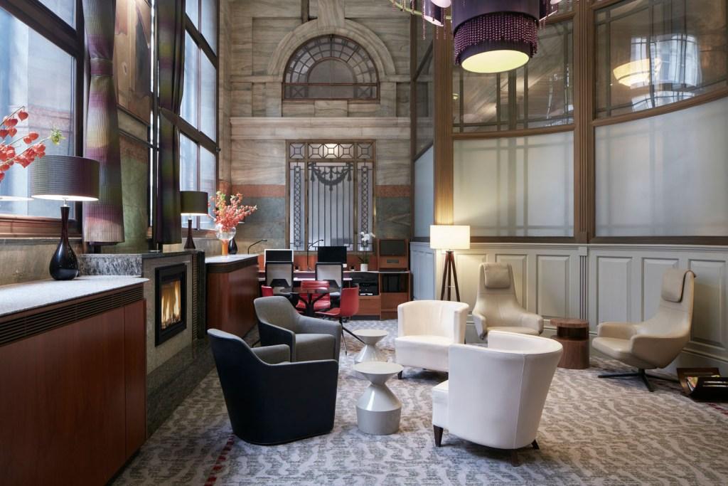 Club Quarters Hotel Gracechurch  City of London Hotel