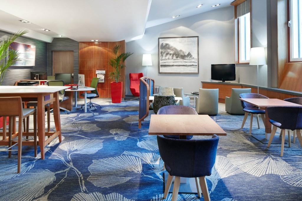 Club Quarters Hotel St Pauls  A Business Travelers