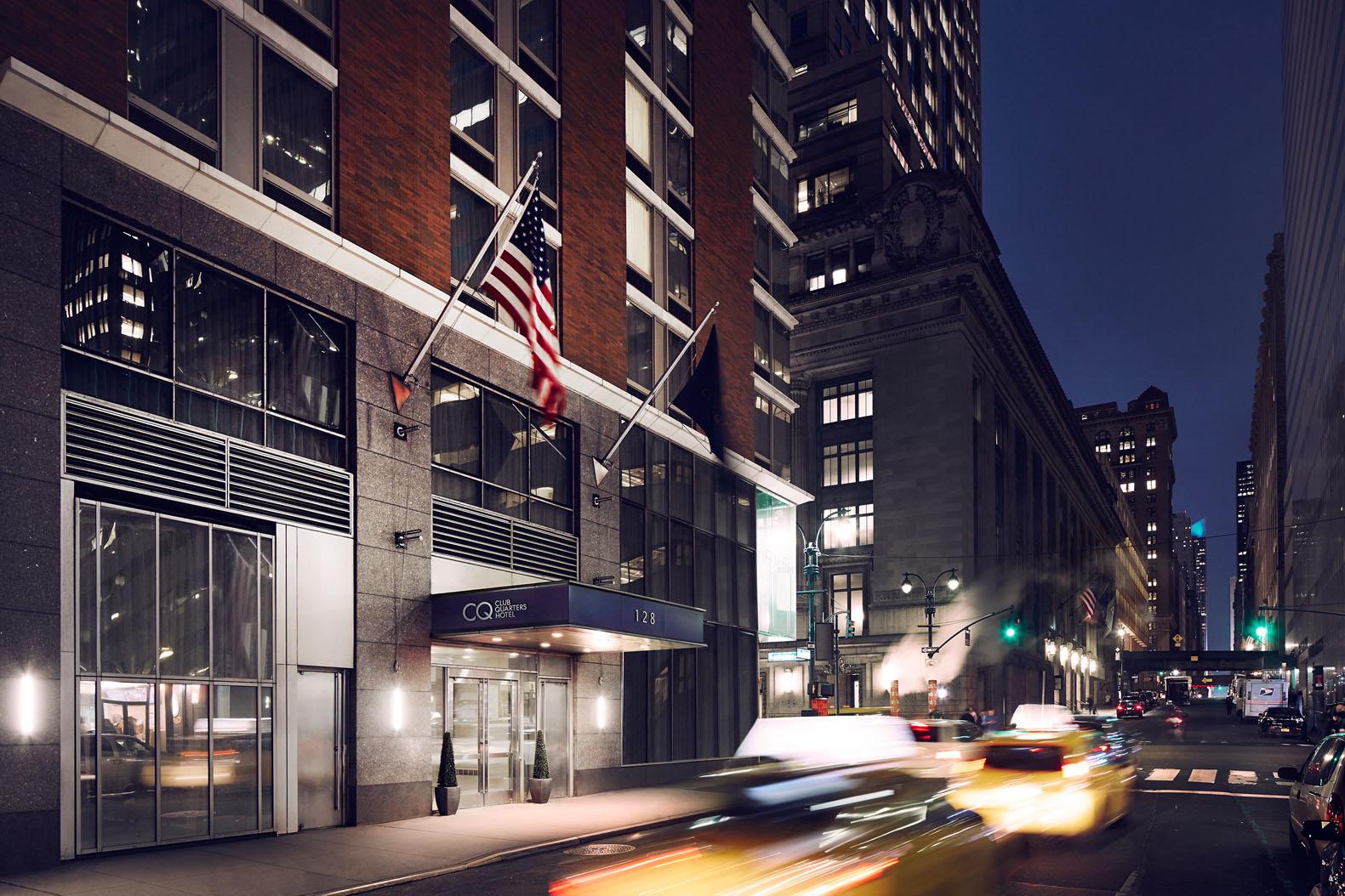 Member - Club Quarters Hotels