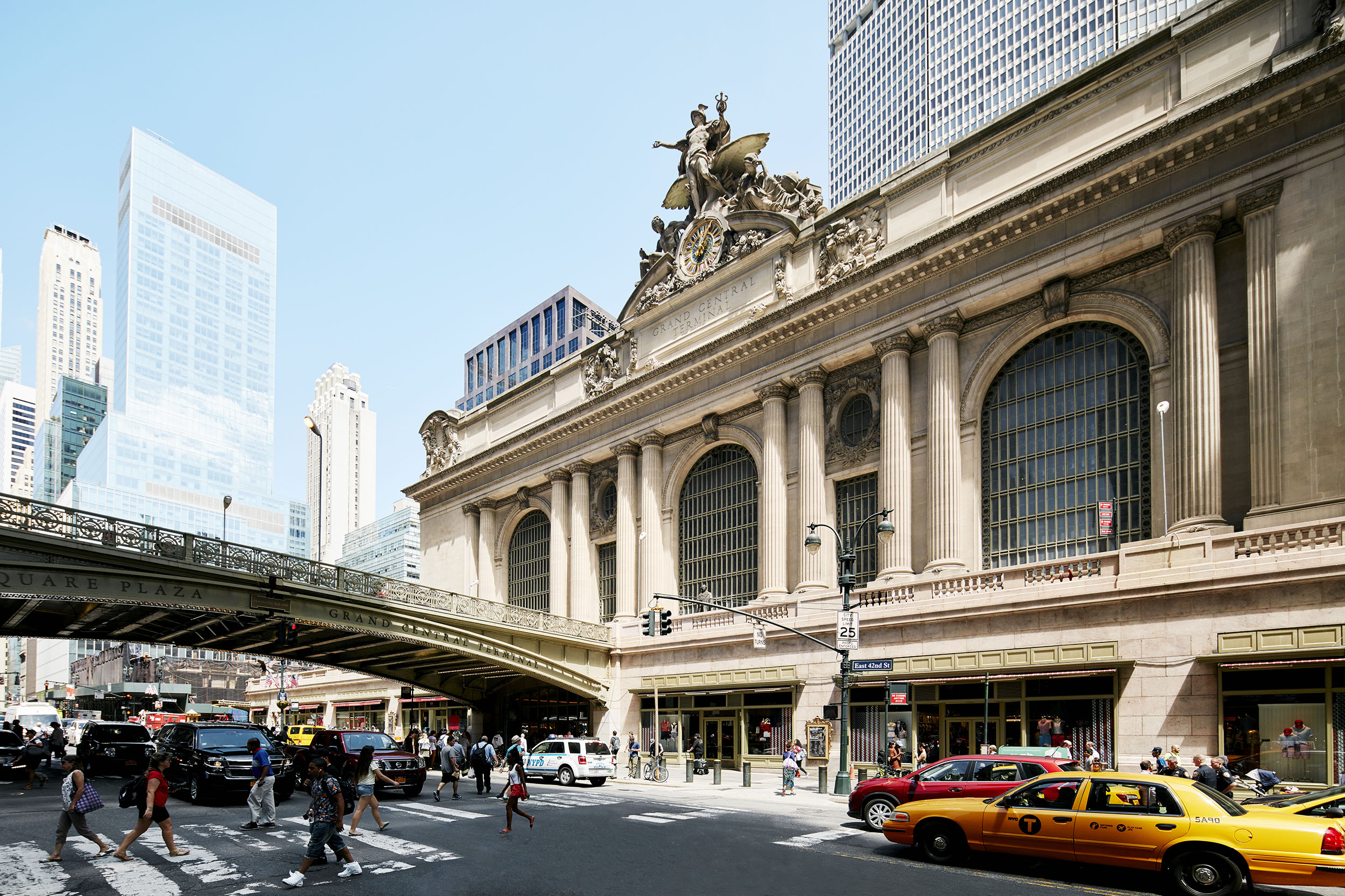 Club Quarters Hotel Grand Central - Midtown York City