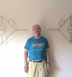 cq with 4 loop feynman diagram sculpture by edward tufte [ 2234 x 1632 Pixel ]