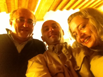 """il #mwe13 inizia subito bene con la conoscenza """"live"""" di due glorie del web nazionale: Veronica Gentili e Robi Veltroni"""