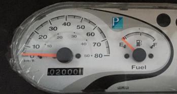 2000 km