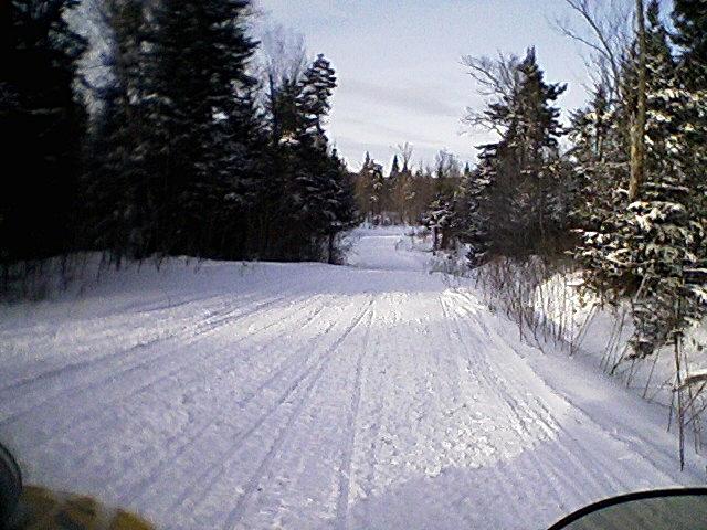 Nice Flat Trails