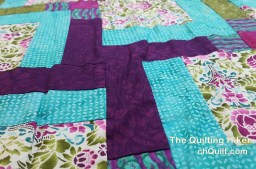Before Quilting