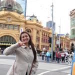 CQUniversity student blog - Marcela in the Mlebourne