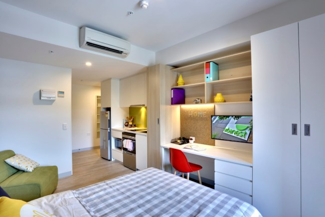 Student Accommodation - Urbanest