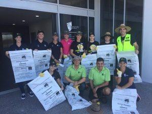 CQUni partners with Clean Up Australia