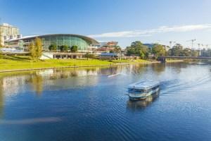 CQUniveristy Adelaide