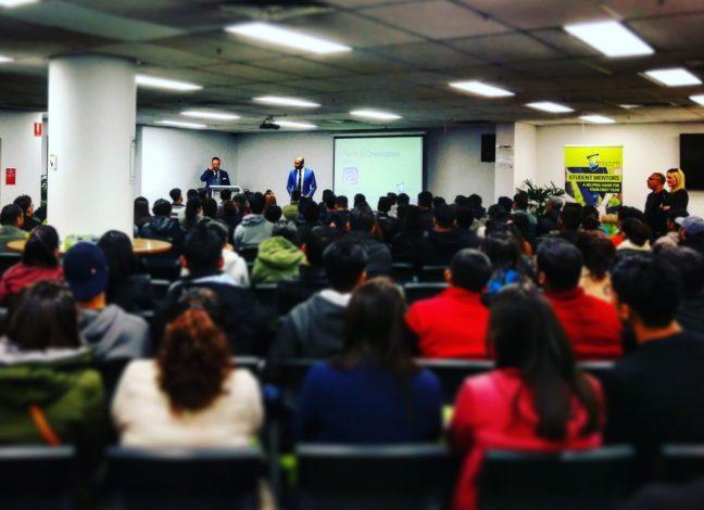 CQUniversity Sydney Niraj