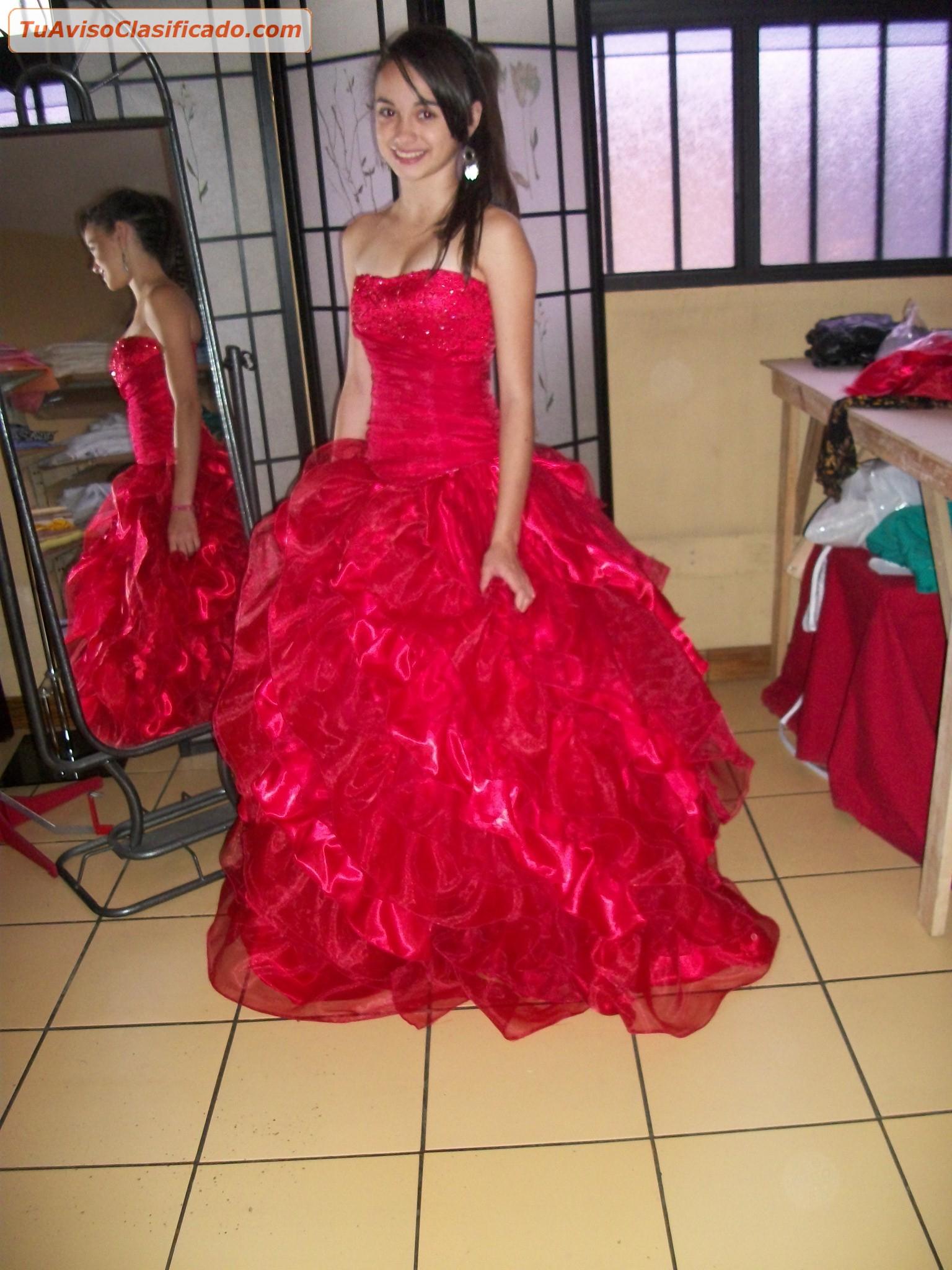Vestidos de 15 aos La Rosa de Eva  Ropa Zapatos y Accesorios g