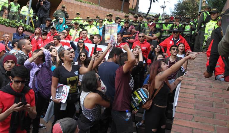 Protesta Antitaurina En Bogotá Procuraduría Investigará