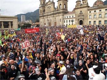 Aumentó La Protesta Social En Colombia Actualidad
