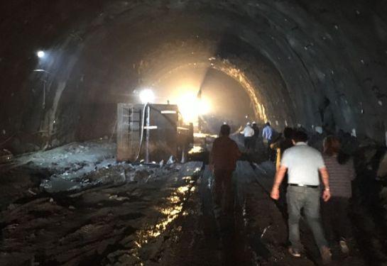 sobrecostos gastados más de $2.2 billones: Van gastados más de $2.2 billones en el túnel de La Línea