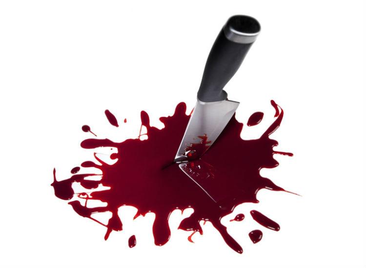 Resultado de imagen de puñal sangre
