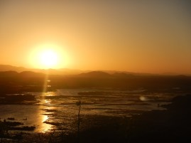 Sunset at La Roca