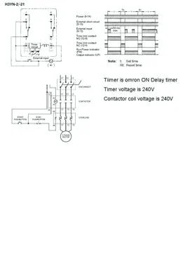 How to Wire a 3Phase Motor Contactor and Timer  CR4 Discussion Thread
