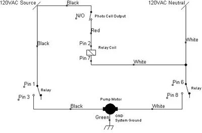 8 pin ice cube relay wiring diagram wiring diagram ice cube relays wiring schematic image about