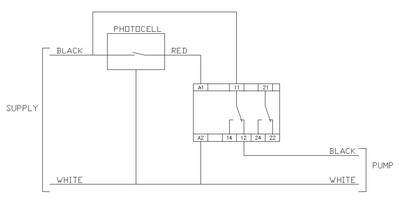 photocell wiring diagrams wiring diagram lighting contactor photocell wiring diagram