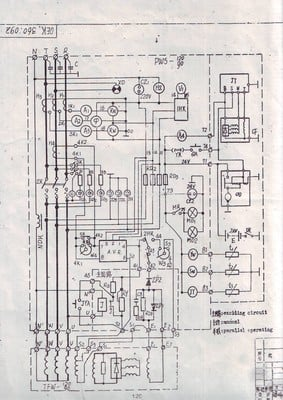 welding generator wiring diagram for trailer lights with electric brakes cr4 - thread: avr 100 kva alternator