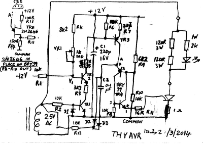 Single Phase Ups Diagram Single Pole Contactor Wiring
