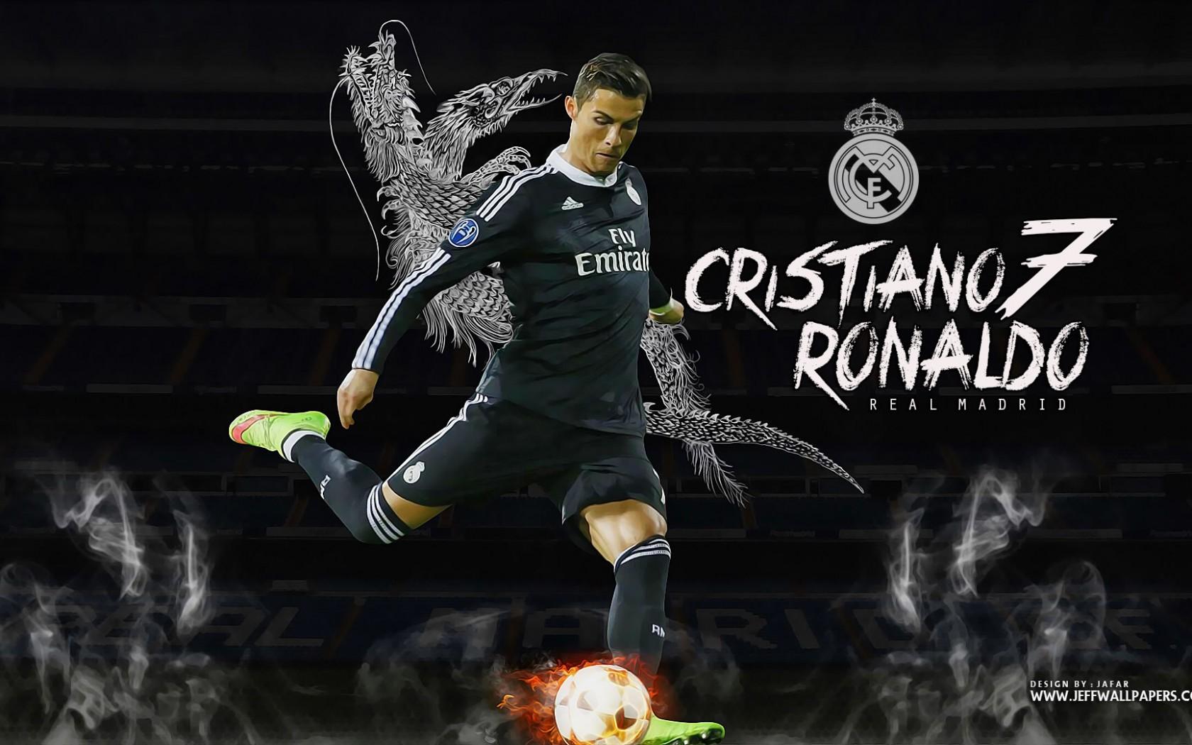 Cr7 Wallpaper Iphone Cristiano Ronaldo Real Madrid Wallpaper By Jafarjeef