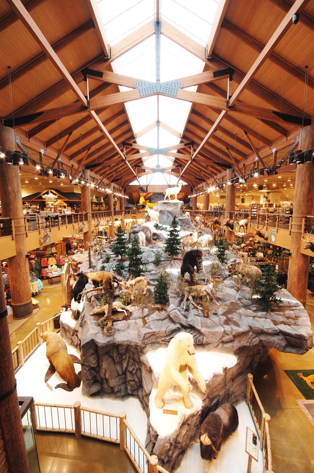 Cabelas Retail Inc