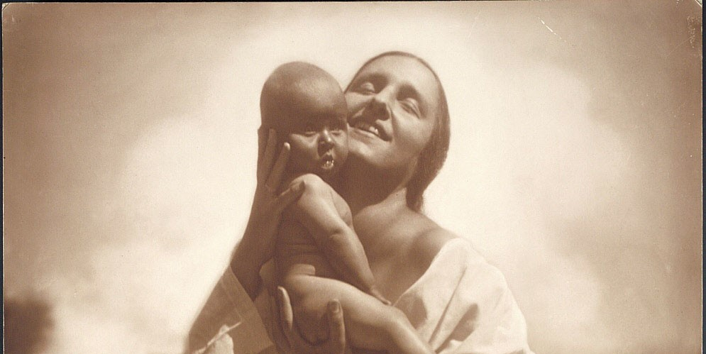 Artwork of the Month: The Mother by Rudolf Koppitz (1925)