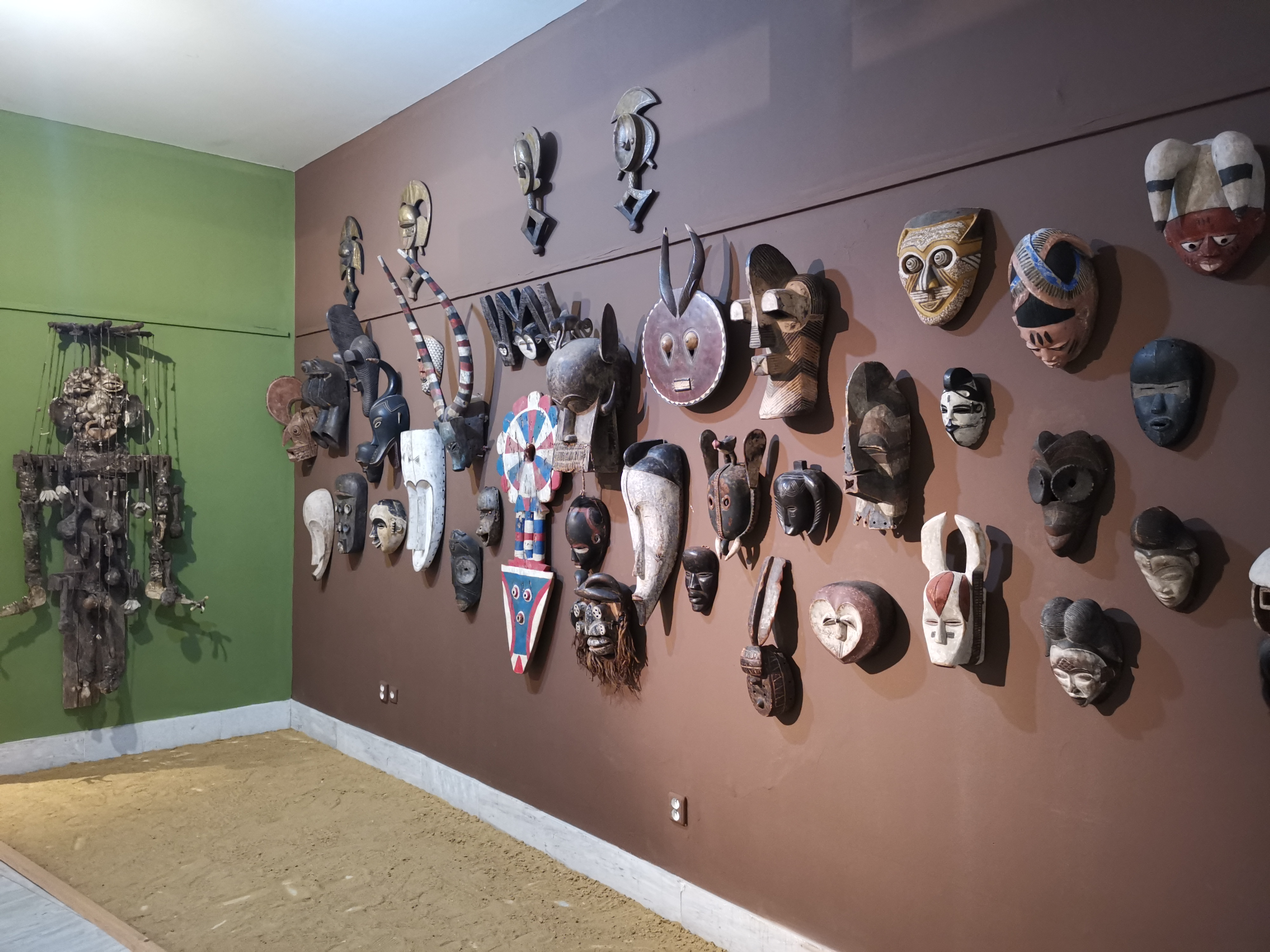 Exhibition review: Enchanted by Africa?
