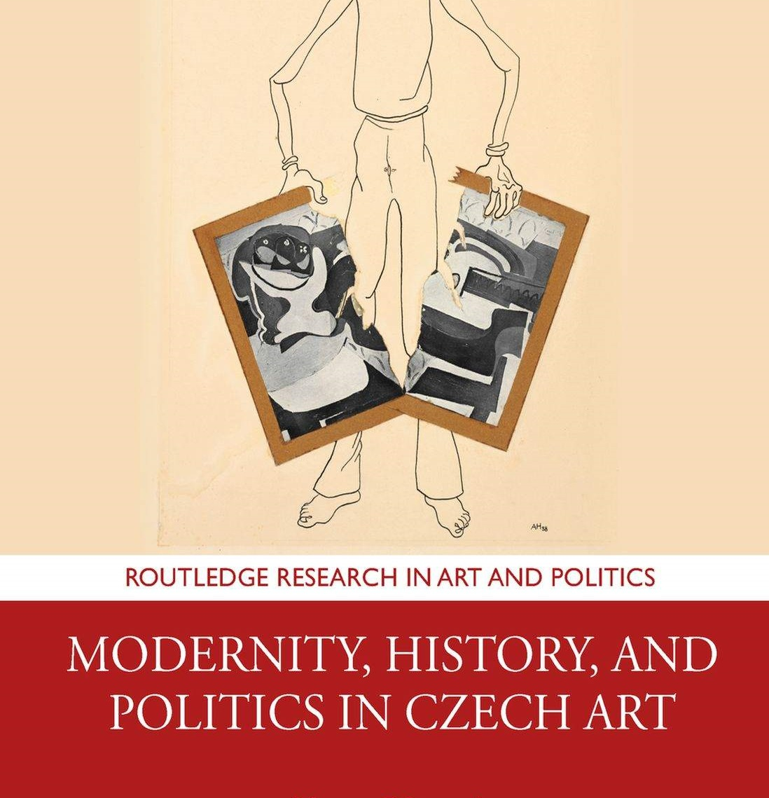Book Announcement: Modernity, History, and Politics in Czech Art by Marta Filipová
