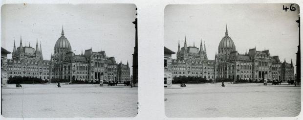 Kossuth Tér 1903