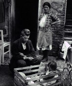 Unemployed Family by Edith Tudor-Hart
