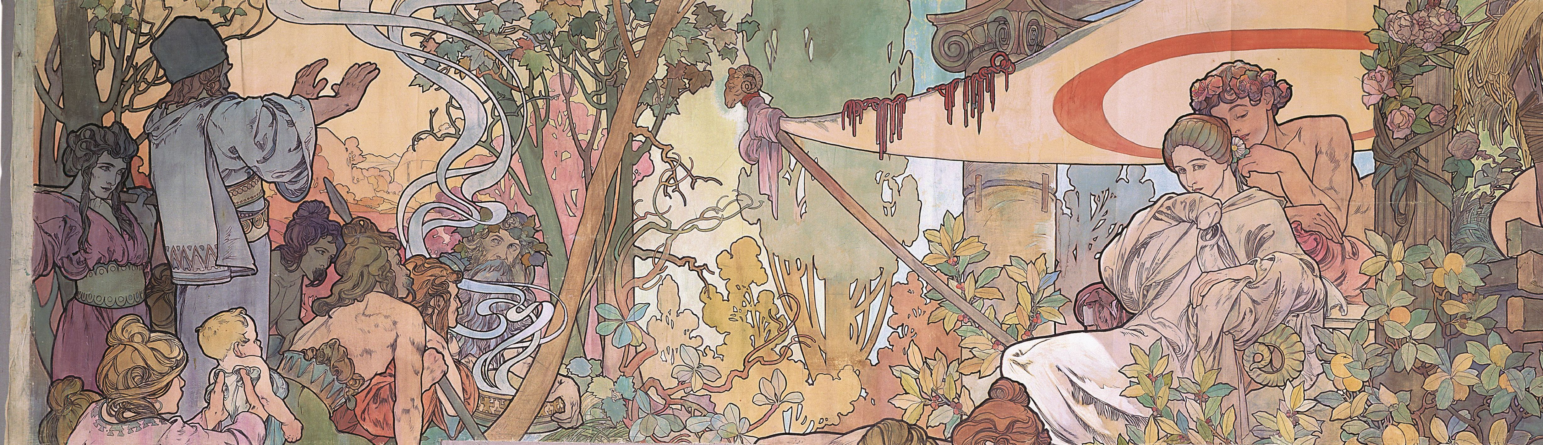 Mucha for the 21st century: Exhibition review