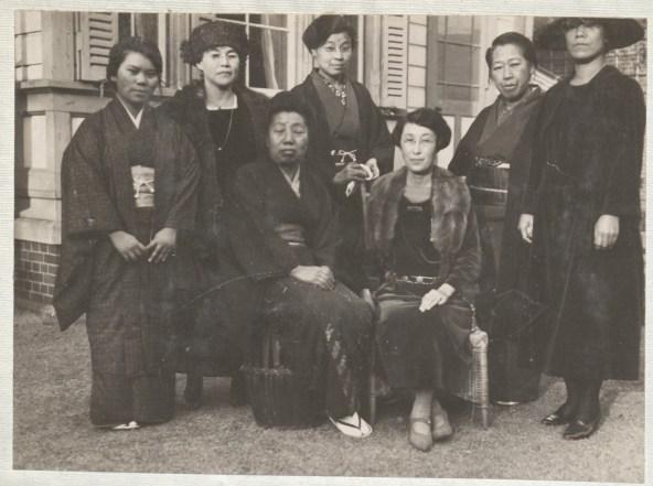 Alice Schalek, The Women Pioneers of Tokyo