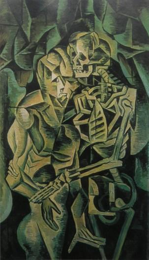 Bohumil Kubista: The Kiss of Death