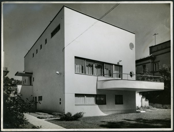 The Szakáts Villa in Budapest by Gyula Rimanóczy
