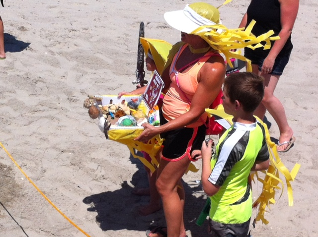 Miss Crustacean Pageant 2015 - Beth Snyder