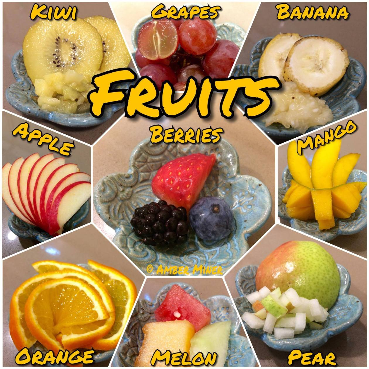 Fruits for hermit crabs