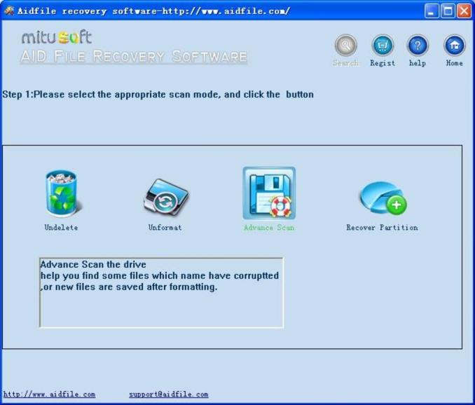 Aidfile Recovery Software 3.7.1.9 With Crack