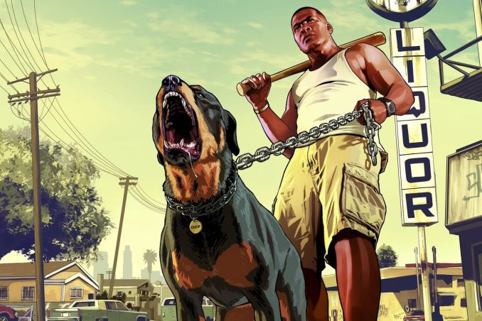 GTA 5 Free Download Full Cracked Game for PC