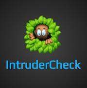 Intruder Check, логотип
