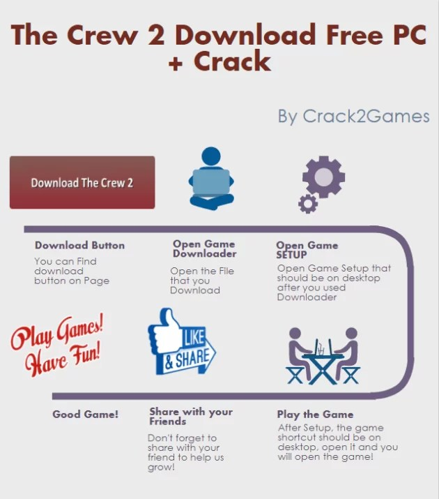 download the crew pc game with crack