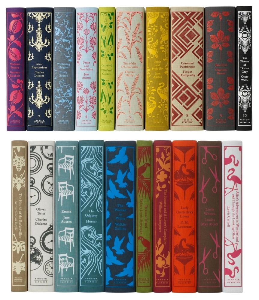 Penguin's Clothbound Classics (1/2)