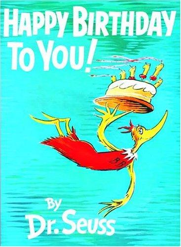 Happy Birthday Dr. Seuss!!! (4/5)