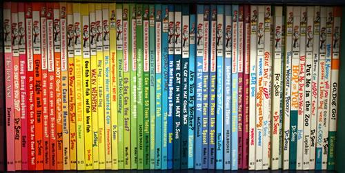Happy Birthday Dr. Seuss!!! (2/5)
