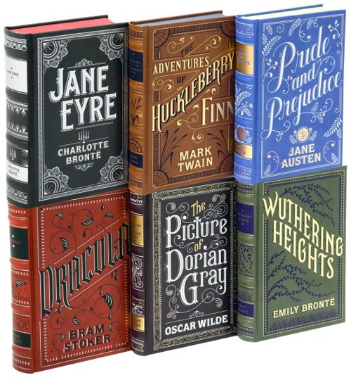 Barnes & Noble Leatherbound Classics Series (1/6)