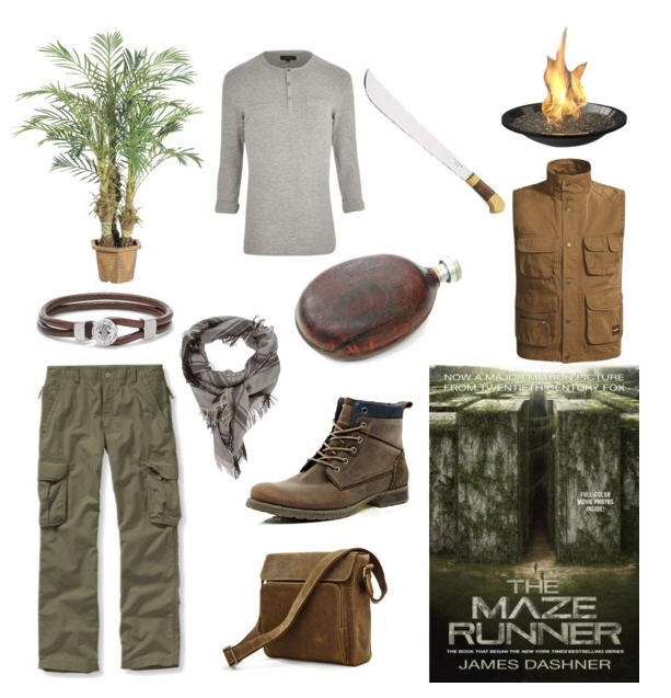 11 Literary Costume Ideas For Halloween (via Retreat from Random House) (6/6)