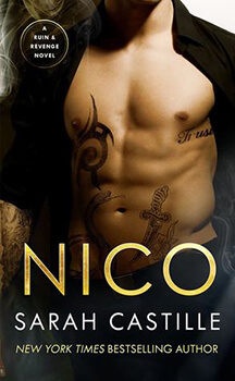 Blog Tour: Nico by Sarah Castille